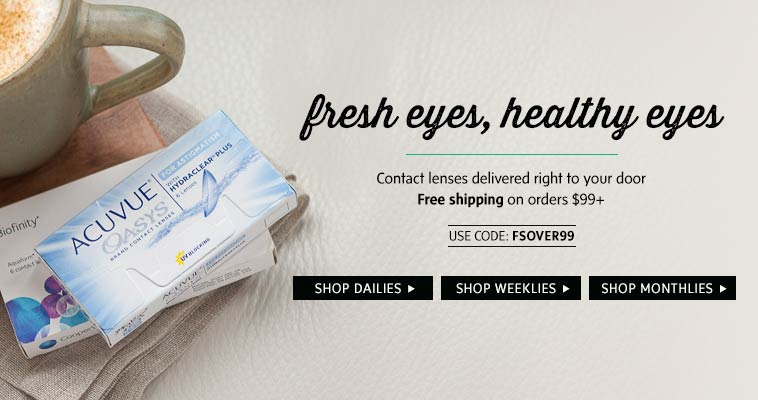 Buy Contact Lenses Online Save Big Clearly Contacts