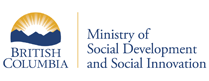 British Columbia Ministry of Social Development and Social Innovation